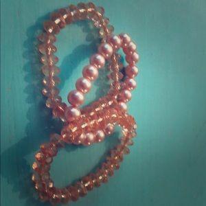 Jewelry - Bracket set